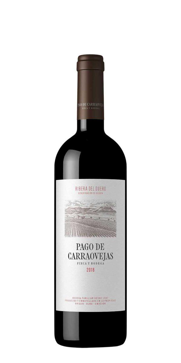 vino Pago de Carraovejas 2018