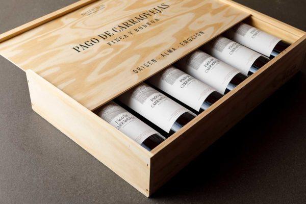 6 botellas Pago de Carraovejas