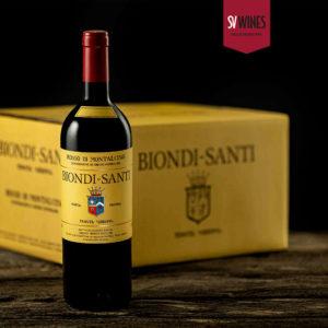 Biondi Santi Rosso 2017
